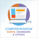 Test 2 French reading and grammar & vocabulary tasks