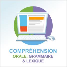Test 2 French listening and grammar & vocabulary tasks