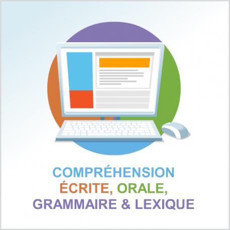 Test 3 Arabic reading, listening and grammar & vocabulary tasks